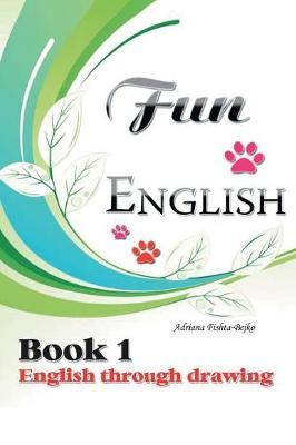 Fun English Book 1: English Through Drawing (Paperback)