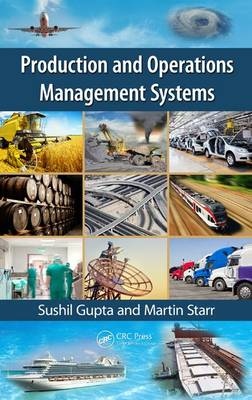Production and Operations Management Systems (Hardback)