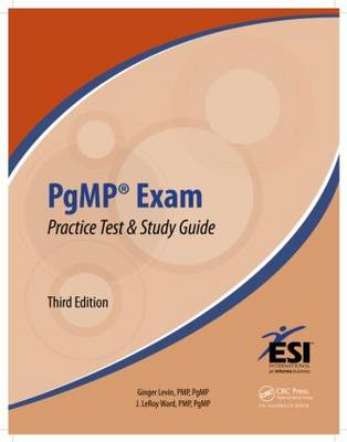 PgMPexam Practice Test and Study Guide - ESI International Project Management Series 18 (Paperback)