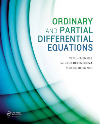Ordinary and Partial Differential Equations (Hardback)