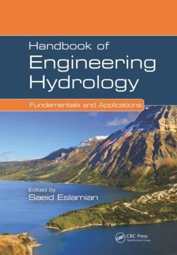 Handbook of Engineering Hydrology: Fundamentals and Applications (Hardback)