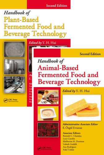 Handbook of Fermented Food and Beverage Technology Two Volume Set (Hardback)