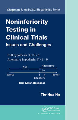 Noninferiority Testing in Clinical Trials: Issues and Challenges - Chapman & Hall/CRC Biostatistics Series (Hardback)