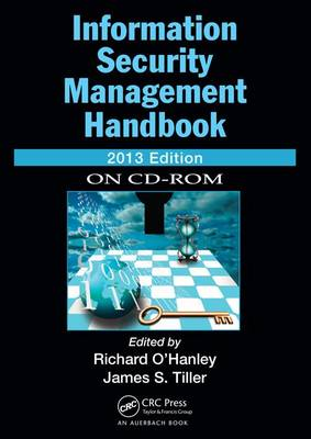 Information Security Management Handbook, 2013 (CD-ROM)
