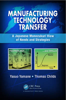 Manufacturing Technology Transfer: A Japanese Monozukuri View of Needs and Strategies (Hardback)