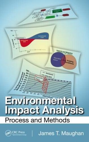 Environmental Impact Analysis: Process and Methods (Hardback)