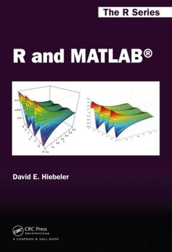 R and MATLAB - Chapman & Hall/CRC: The R Series (Hardback)
