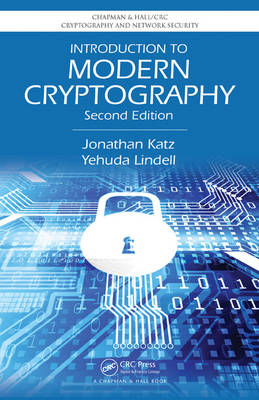 Introduction to Modern Cryptography - Chapman & Hall/CRC Cryptography and Network Security Series (Hardback)