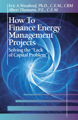"How to Finance Energy Management Projects: Solving the ""Lack of Capital Problem"" (Hardback)"