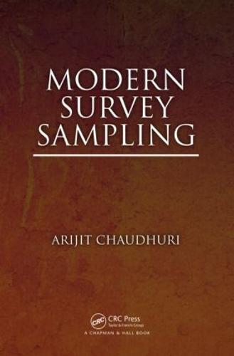 Modern Survey Sampling (Hardback)