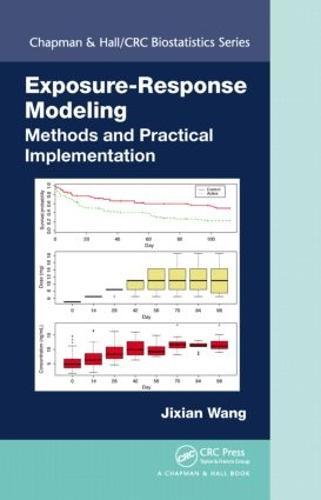 Exposure-Response Modeling: Methods and Practical Implementation - Chapman & Hall/CRC Biostatistics Series (Hardback)