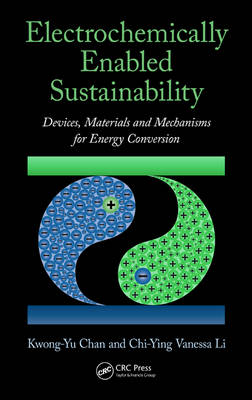 Electrochemically Enabled Sustainability: Devices, Materials and Mechanisms for Energy Conversion (Hardback)