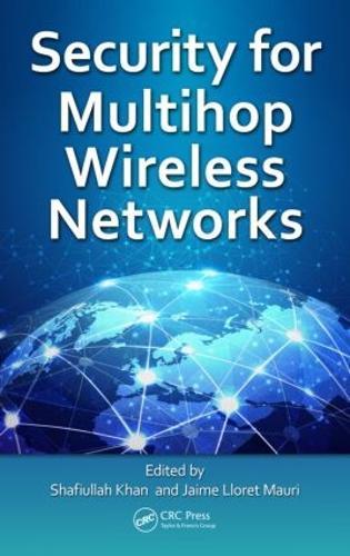 Security for Multihop Wireless Networks (Hardback)