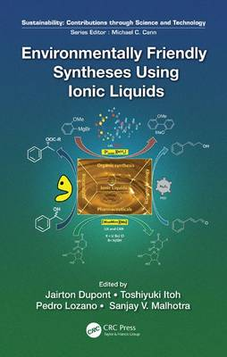 Environmentally Friendly Syntheses Using Ionic Liquids - Sustainability: Contributions through Science and Technology (Hardback)