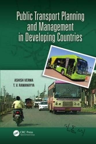 Public Transport Planning and Management in Developing Countries (Hardback)