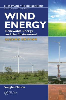 Wind Energy: Renewable Energy and the Environment, Second Edition (Hardback)