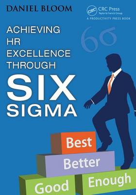 Achieving HR Excellence through Six Sigma (Paperback)