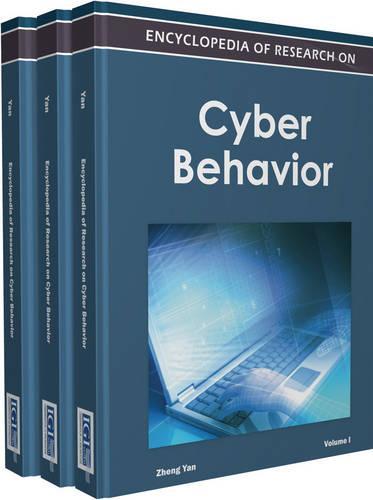 Encyclopedia of Cyber Behavior (Hardback)