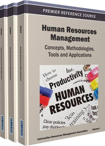 Human Resources Management: Concepts, Methodologies, Tools, and Applications (Hardback)