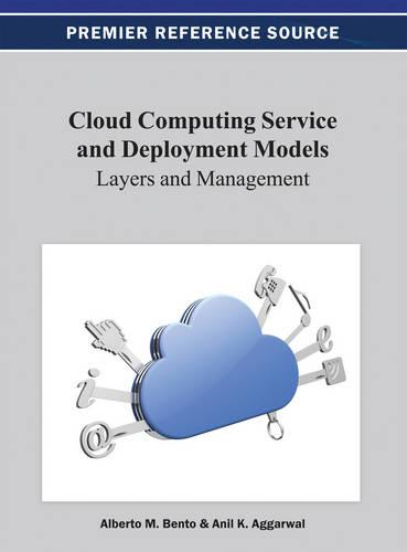 Cloud Computing Service and Deployment Models: Layers and Management (Hardback)