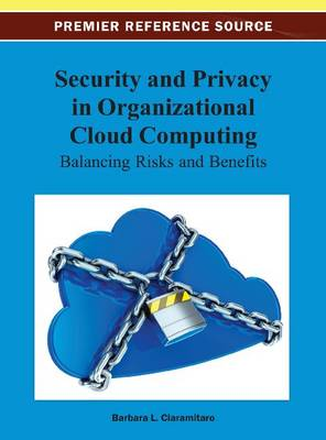 Security and Privacy in Organizational Cloud Computing: Balancing Risks and Benefits (Hardback)