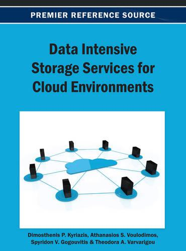 Data Intensive Storage Services for Cloud Environments (Hardback)