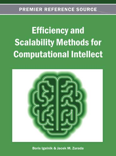 Efficiency and Scalability Methods for Computational Intellect (Hardback)