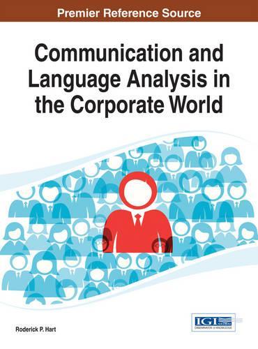 Communication and Language Analysis in the Corporate World (Hardback)
