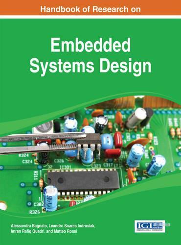 Handbook of Research on Embedded Systems Design (Hardback)