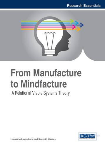 From Manufacture to Mindfacture: A Relational Viable Systems Theory - Research Essentials Collection (Hardback)