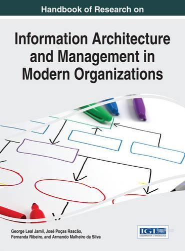 Handbook of Research on Information Architecture and Management in Modern Organizations - Advances in Information Quality and Management (Hardback)