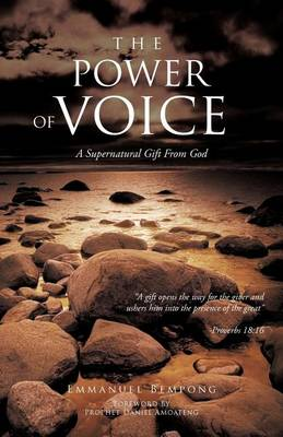 The Power of Voice: A Supernatural Gift from God (Paperback)