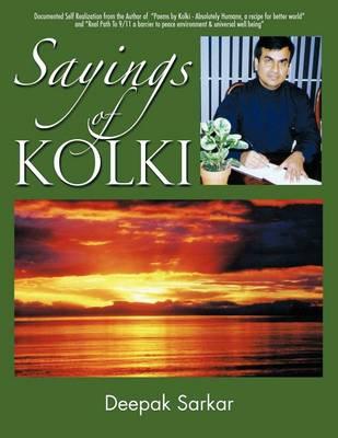 Sayings of Kolki (Paperback)