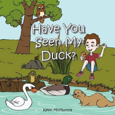 Have You Seen My Duck? (Paperback)