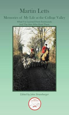 Memories of My Life at the College Valley (Hardback)
