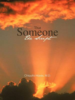 That Someone: The Script (Paperback)