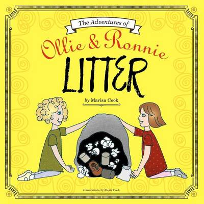 The Adventures of Ollie and Ronnie: Litter (Paperback)
