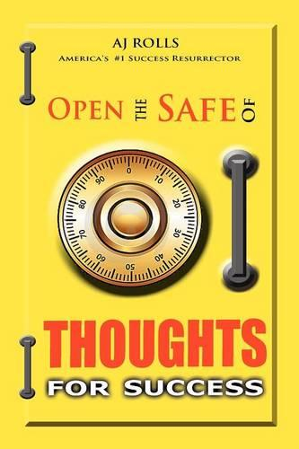 Open the Safe of Thoughts for Success (Paperback)