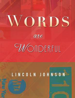 Words Are Wonderful (Paperback)