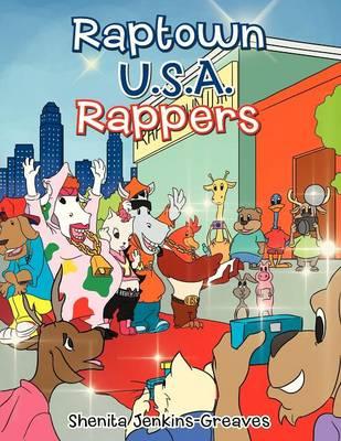 Raptown U.S.A. Rappers (Paperback)