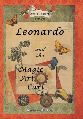 Leonardo and the Magic Art Cart: Art a la Cart (Hardback)