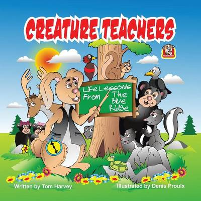 Creature Teachers (Paperback)