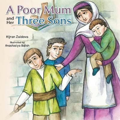 A Poor Mum and Her Three Sons (Paperback)