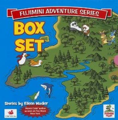 Fujimini Adventure Series Box Set (Hardback)