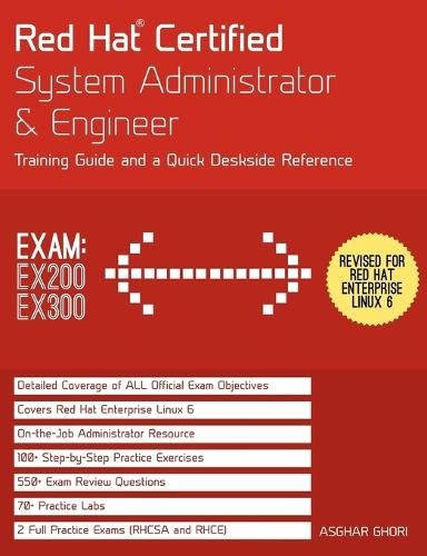 Red Hat Certified System Administrator & Engineer (Paperback)