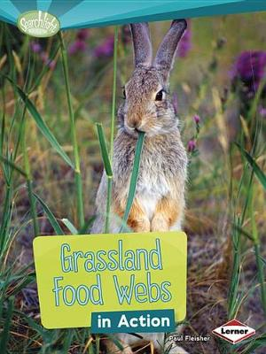 Grassland Food Webs in Action - Searchlight Books What is a Food Web (Paperback)