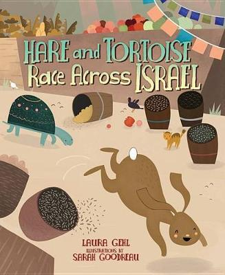 Hare & Tortoise Race Across Israel (Paperback)