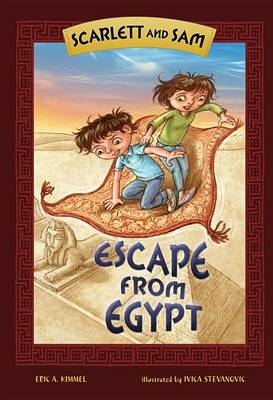Escape from Egypt: Scarlett & Sam (Paperback)