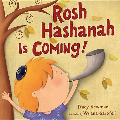 Rosh Hashanah is Coming (Hardback)