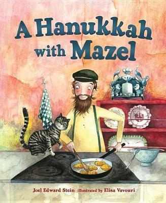 A Hanukkah with Mazel (Paperback)